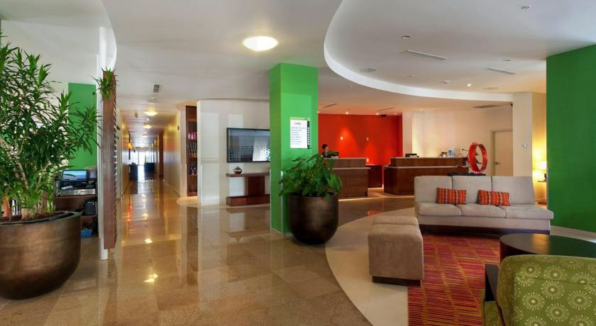 Courtyard Marriott Pomm Suriname Travel