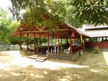 Jungle Resort Pingpe - keuken