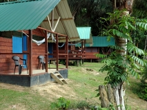 Jungle Resort Pingpe - lodges