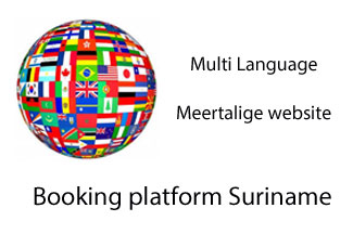 Booking Platform Suriname
