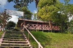 Isadou entrance