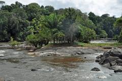 Isadou river