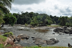 Isadou rivier