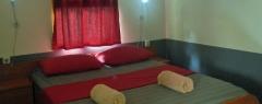 Hotel restaurant de plantage commewijne - De slaapkamer