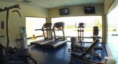 Courtyard Marriot Fitness Center