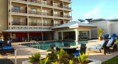 Courtyard Marriot Outdoor Pool