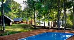 Danpaati River Lodge zwembad