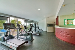 Queens Hotel - Gym