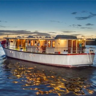 Commewijne River Cruise