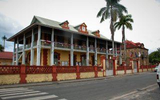 Frans-Guyana Kourou (3-dgn)