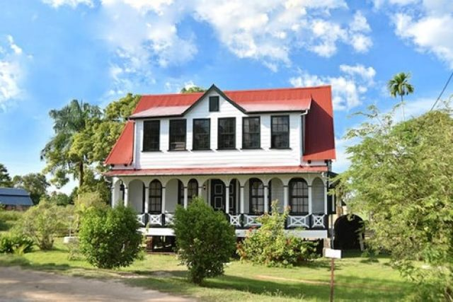 Frederiksdorp plantation house