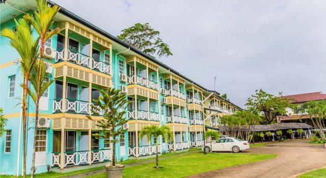 Building Torarica - Eco Resort