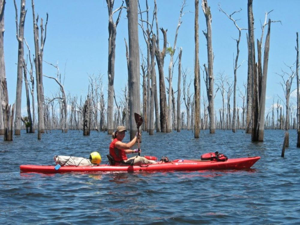 Brokopondo kayak tour (9-dgn)