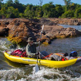 Kayser kano expeditie (19-dgn)