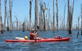 Brokopondo kayak tour (9-days)