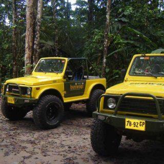Savanne Trail