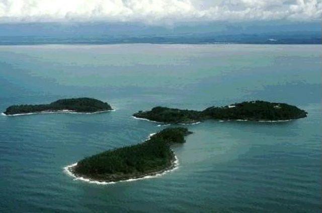 Island at Guyana