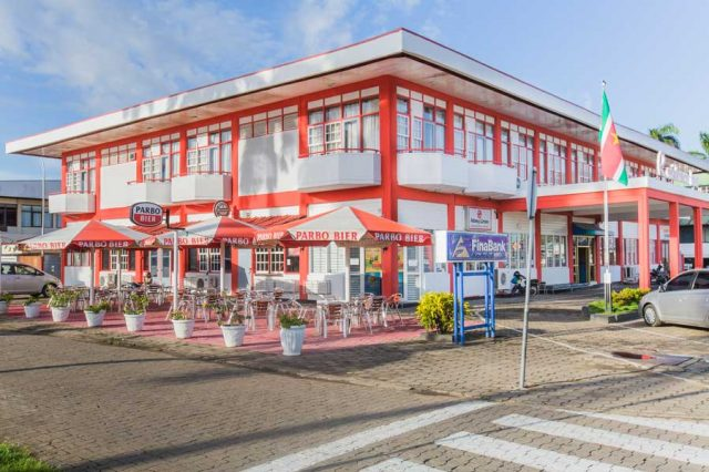 Residence Inn – Nickerie