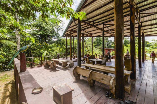 Knini Paati restaurant