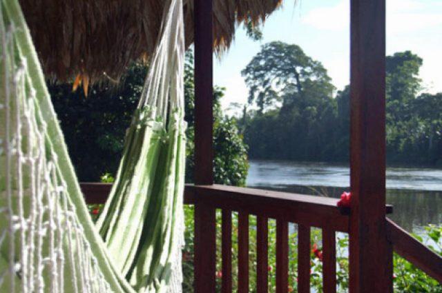 Danpaati River Lodge Family cabin