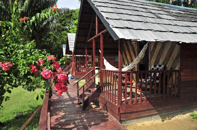 Danpaati River Lodges
