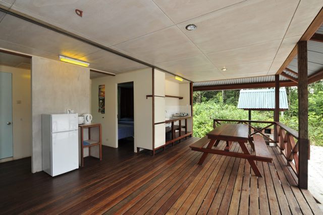 Holiday cabin