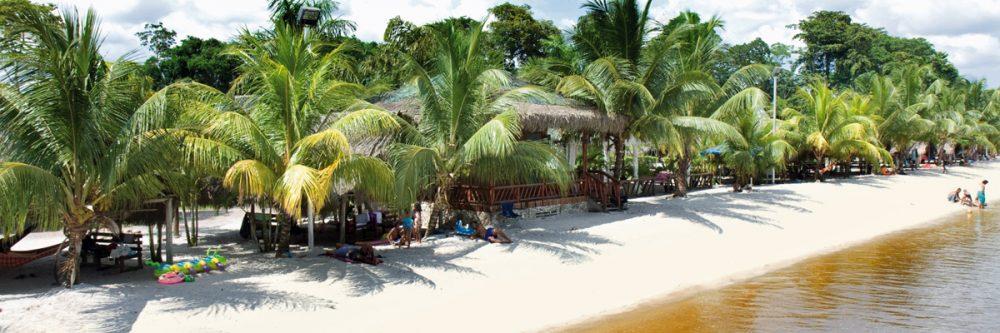 White beach by Tuk Tuk
