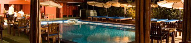 Swimmingpool Zin