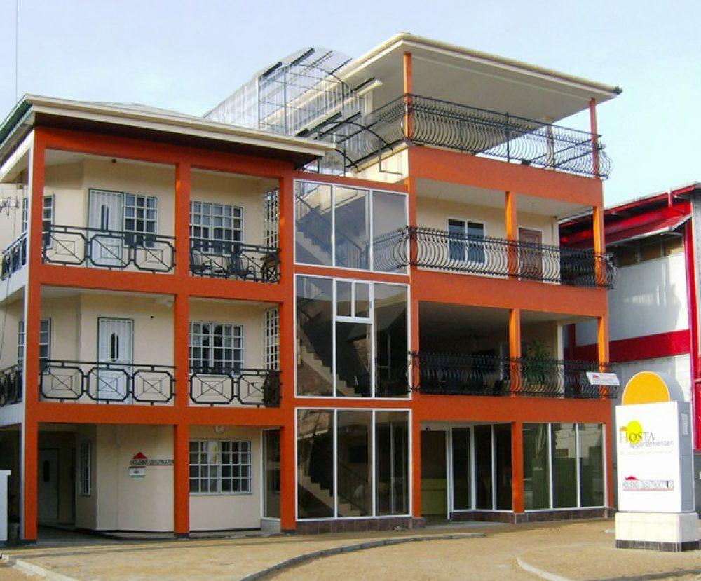 Hosta Apartments