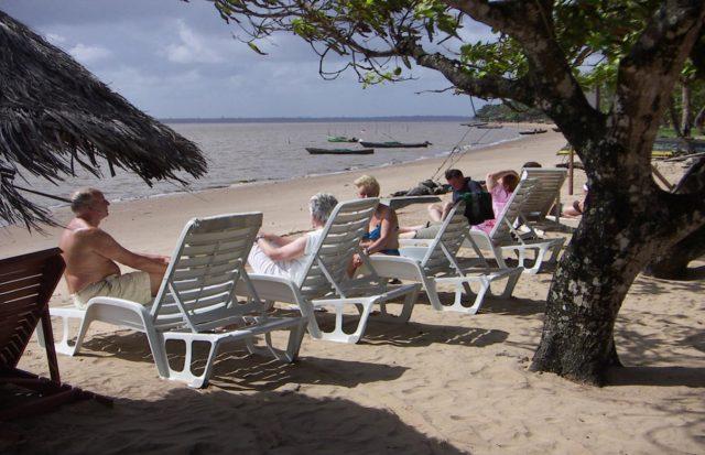 Beach Christiaankondre