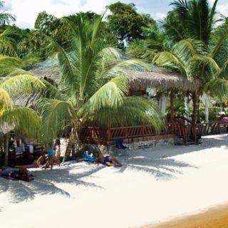 White beach per Tuk Tuk