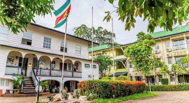 Gebouw Torarica Eco Resort