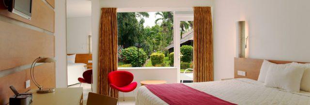Torarica - Hotel & Casino - Standaard terras kamer